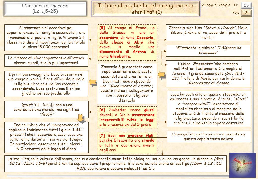 Il fiore all occhiello della religione e la sterilità (1)