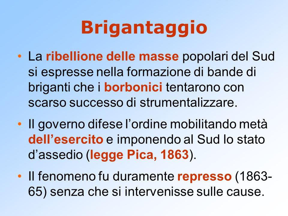 Brigantaggio