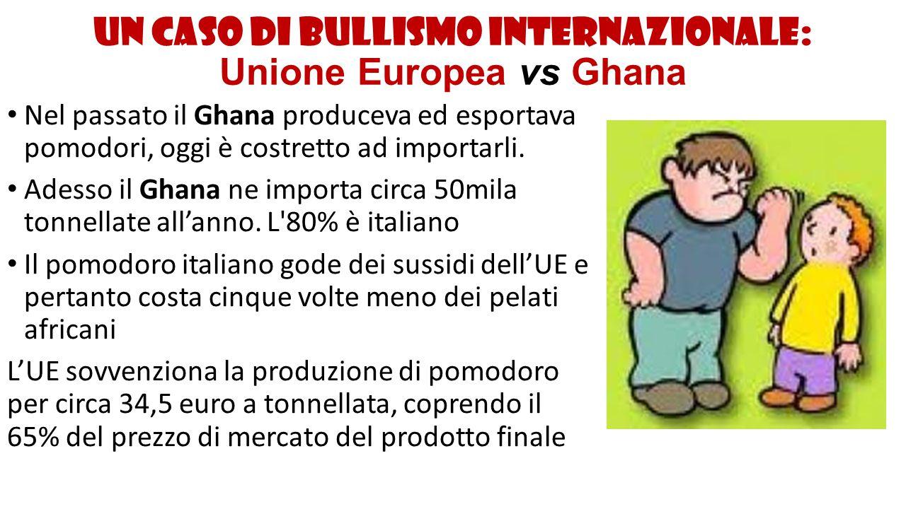 Un caso di bullismo internazionale: Unione Europea vs Ghana