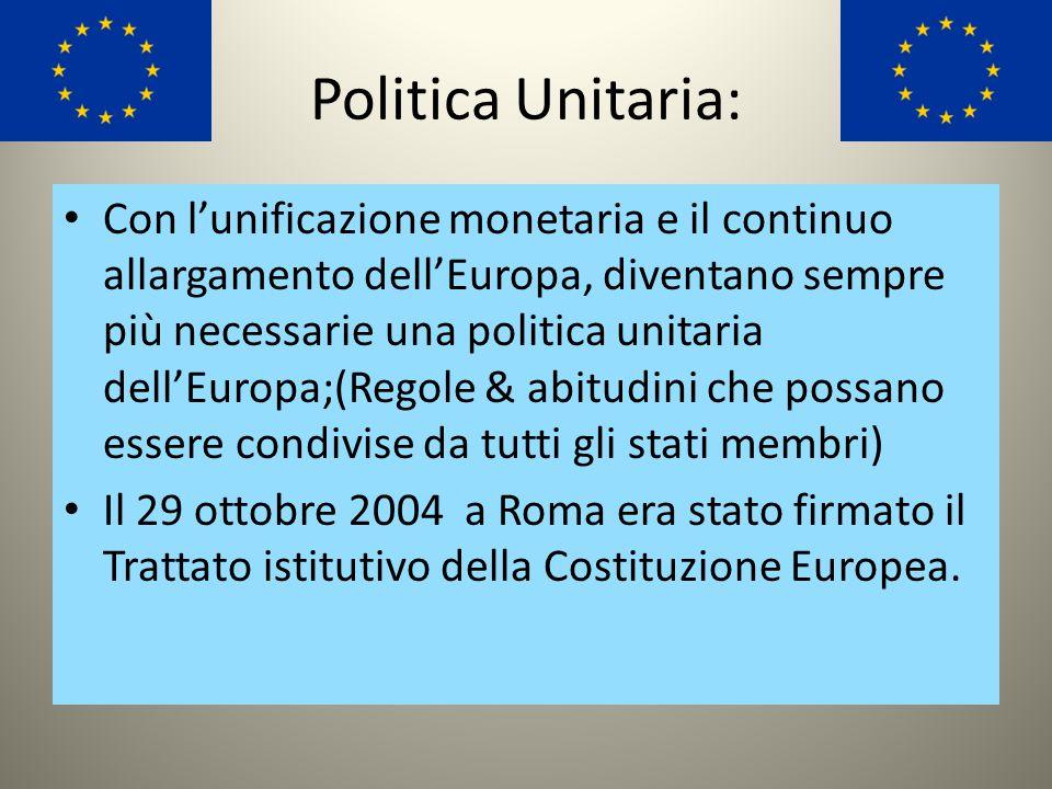 Politica Unitaria: