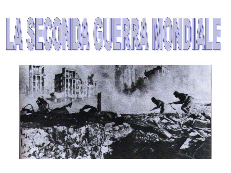 La seconda guerra mondiale ppt scaricare for Decorati 2 guerra mondiale