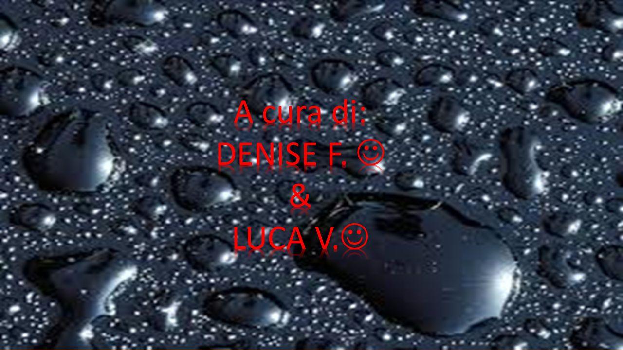 A cura di: DENISE F.  & LUCA V.