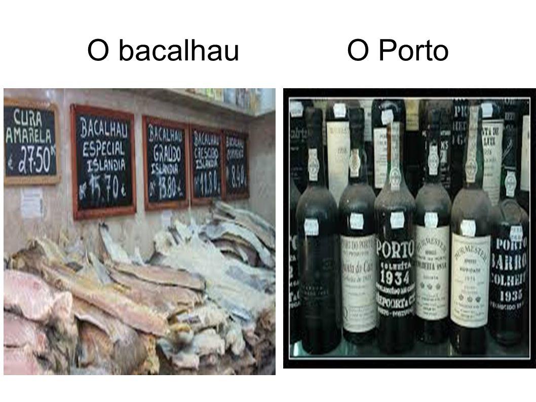 O bacalhau O Porto