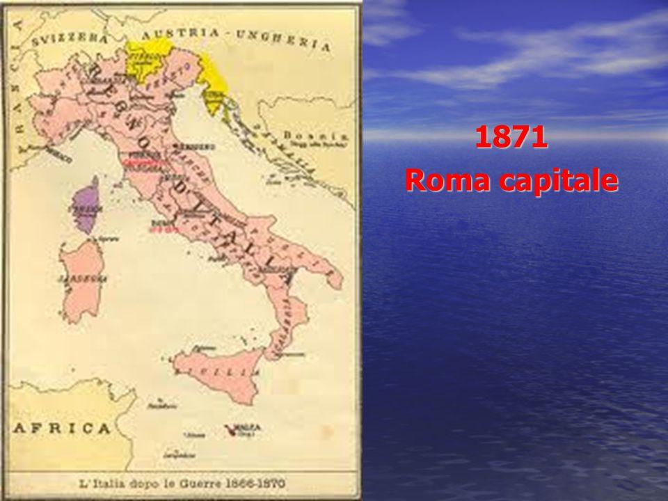 1871 Roma capitale