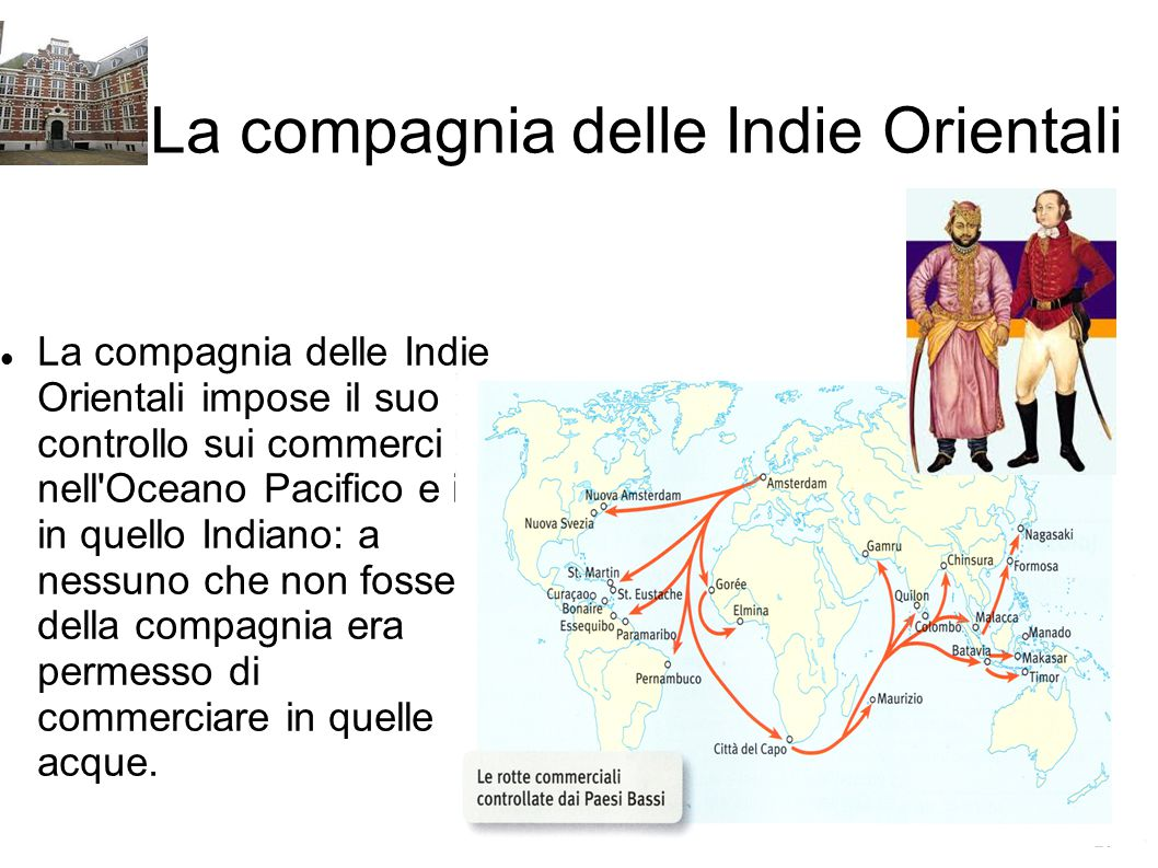 La compagnia delle Indie Orientali