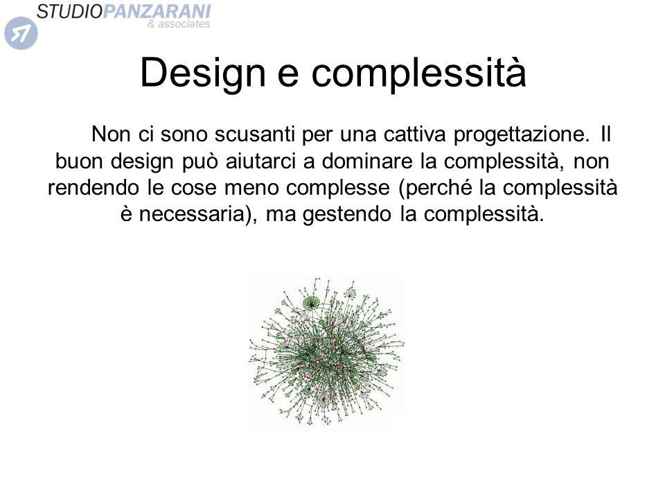 Design e complessità