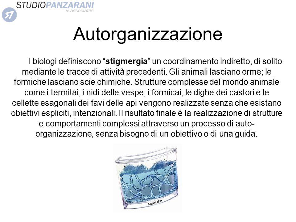 Autorganizzazione