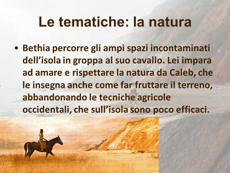 Le tematiche: la natura