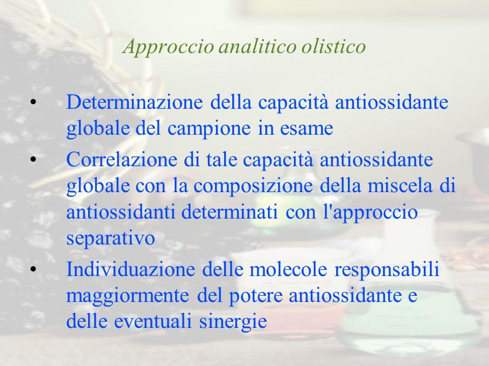Approccio analitico olistico