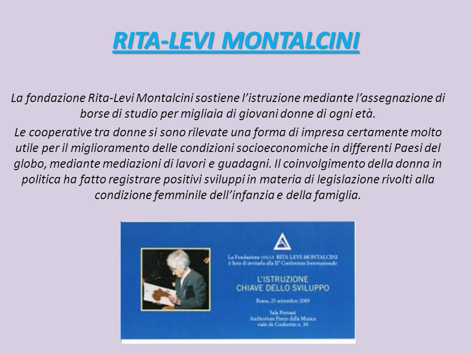 RITA-LEVI MONTALCINI
