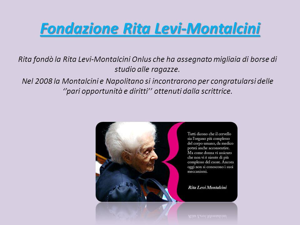 Fondazione Rita Levi-Montalcini