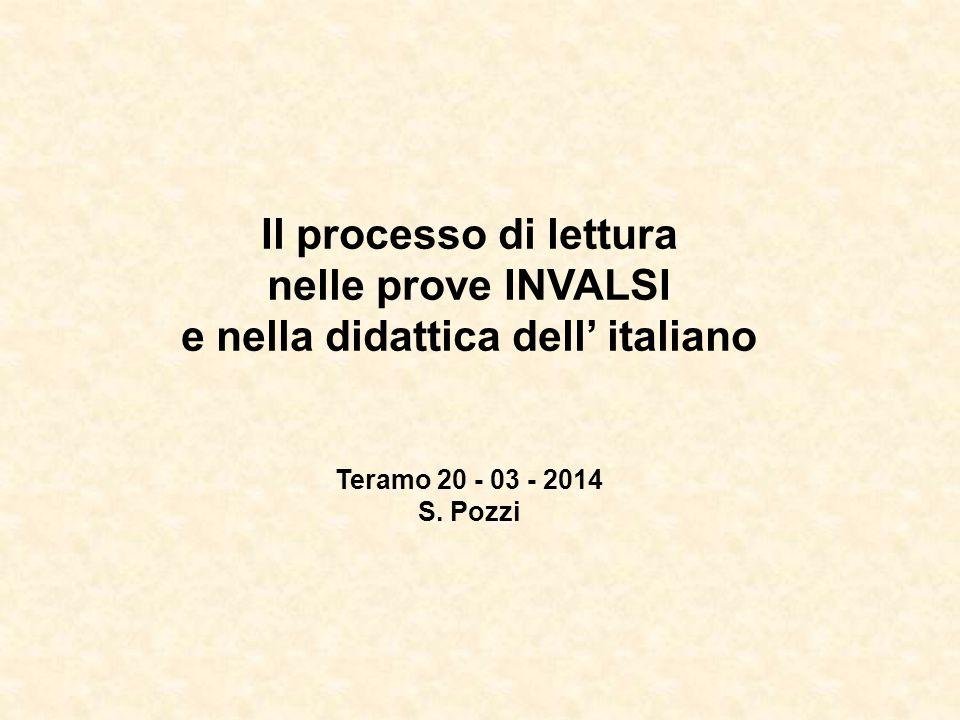 e nella didattica dell' italiano