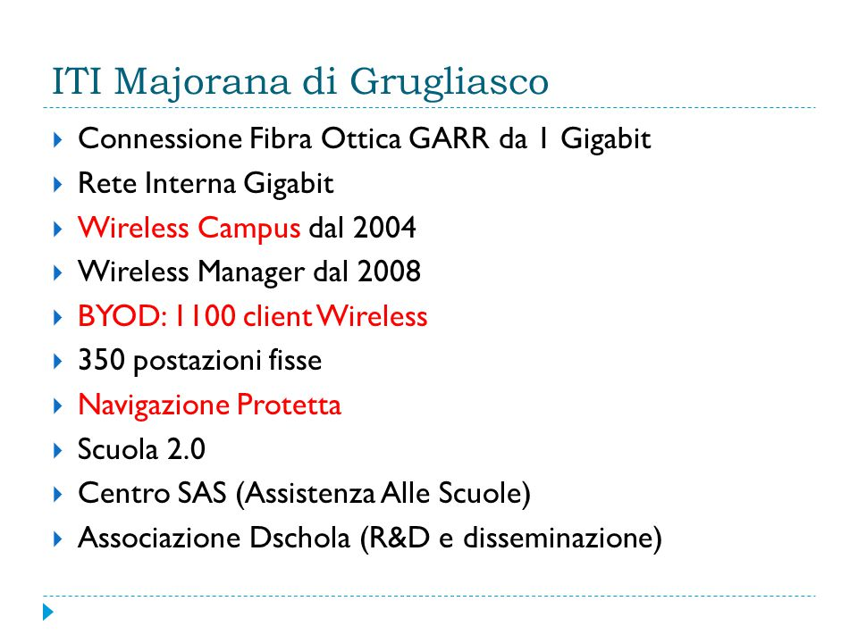 ITI Majorana di Grugliasco