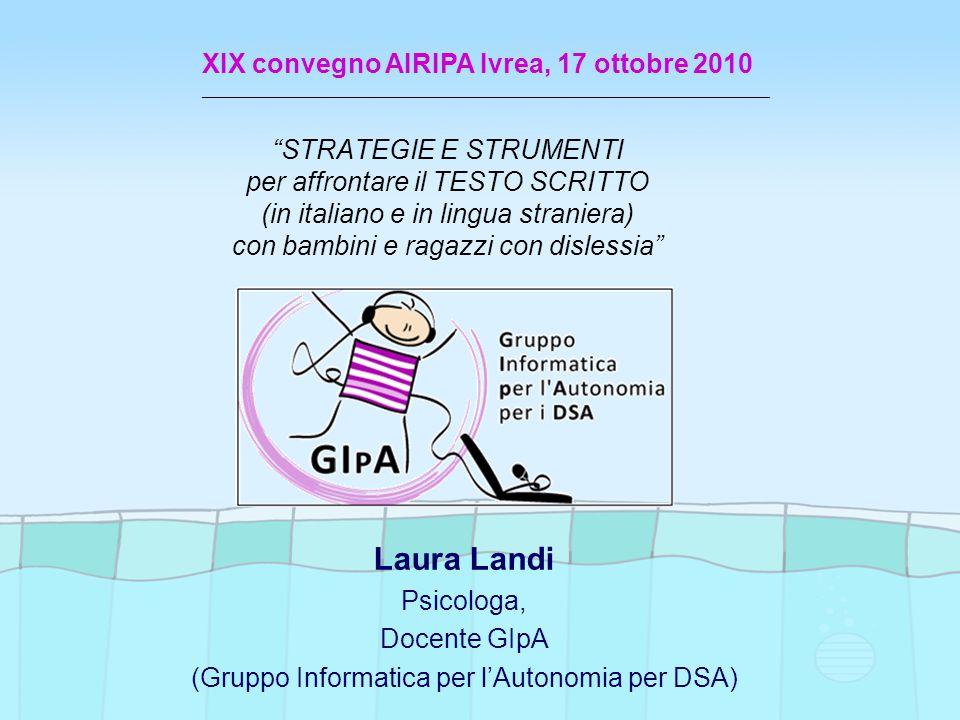 (Gruppo Informatica per l'Autonomia per DSA)