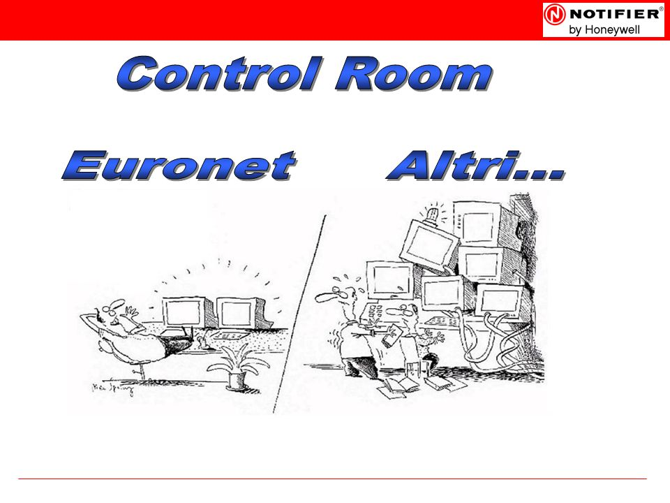 Control Room Euronet Altri...