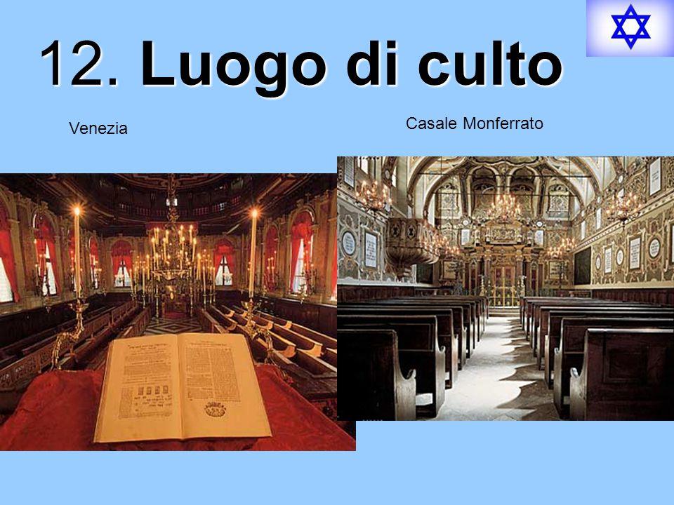 12. Luogo di culto Casale Monferrato Venezia