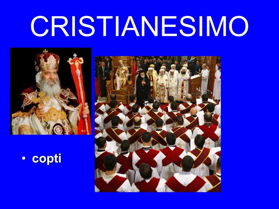CRISTIANESIMO copti