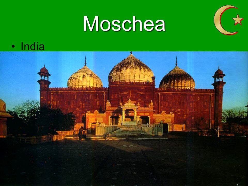 Z Moschea India