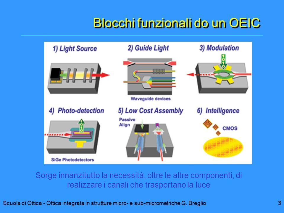 Blocchi funzionali do un OEIC