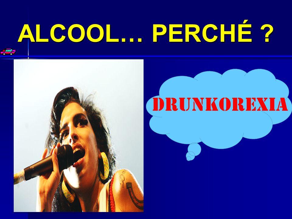 ALCOOL… PERCHÉ DRUNKOREXIA