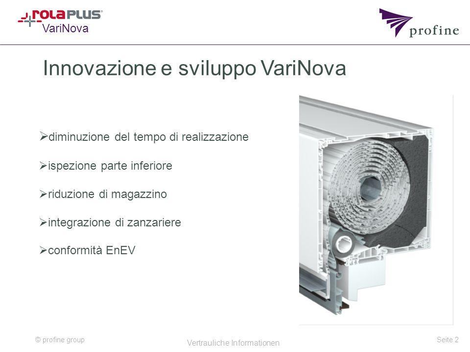 Innovazione e sviluppo VariNova
