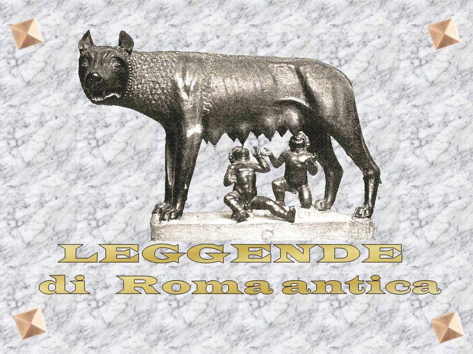 LEGGENDE di Roma antica