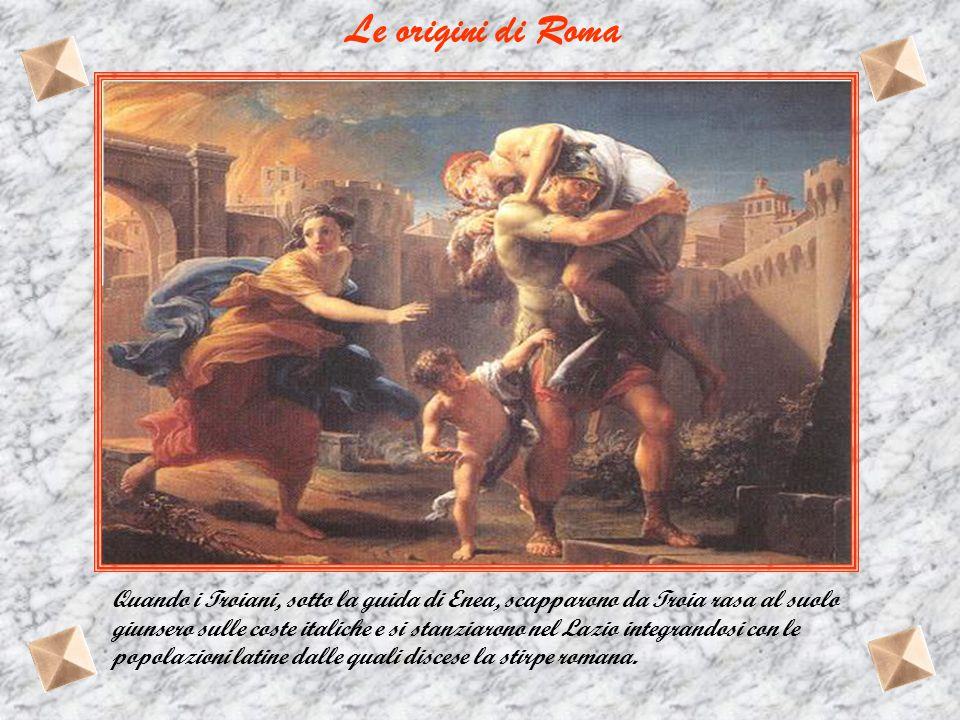 Le origini di Roma