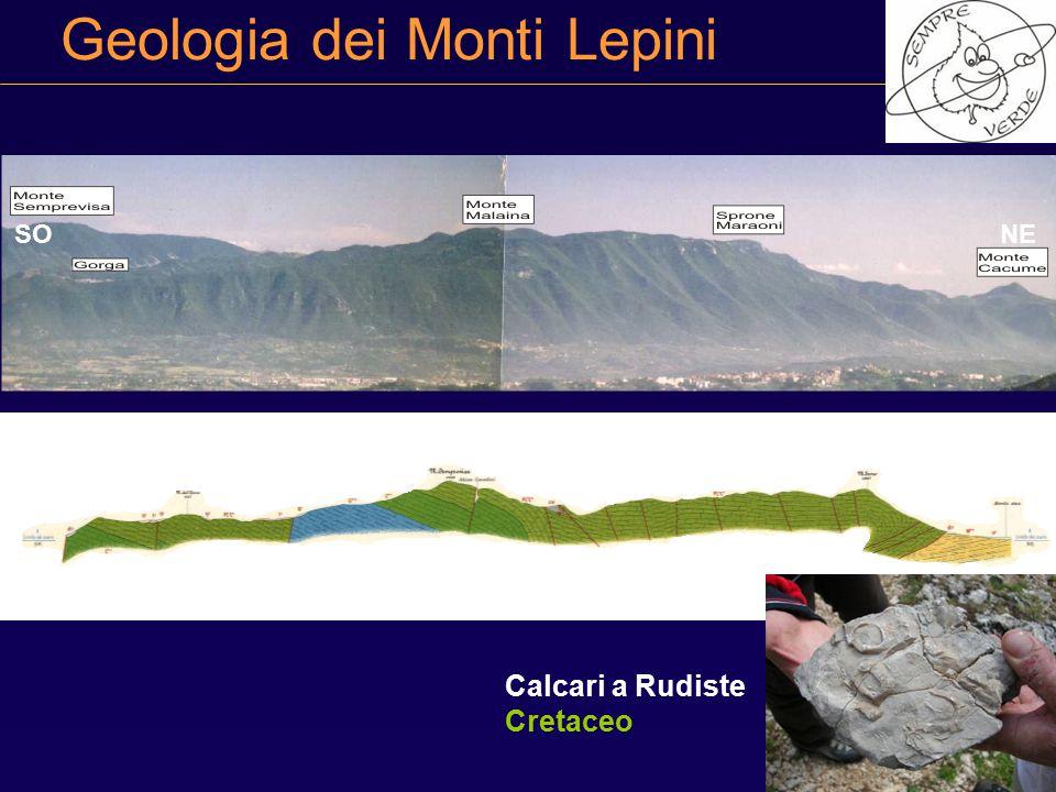 Geologia dei Monti Lepini