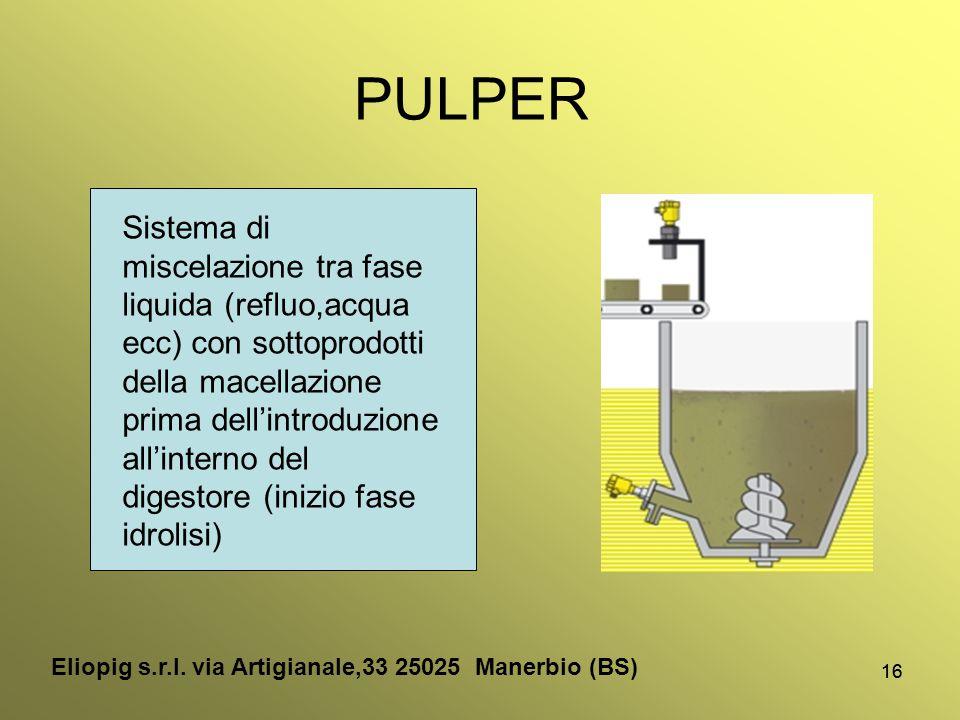 PULPER
