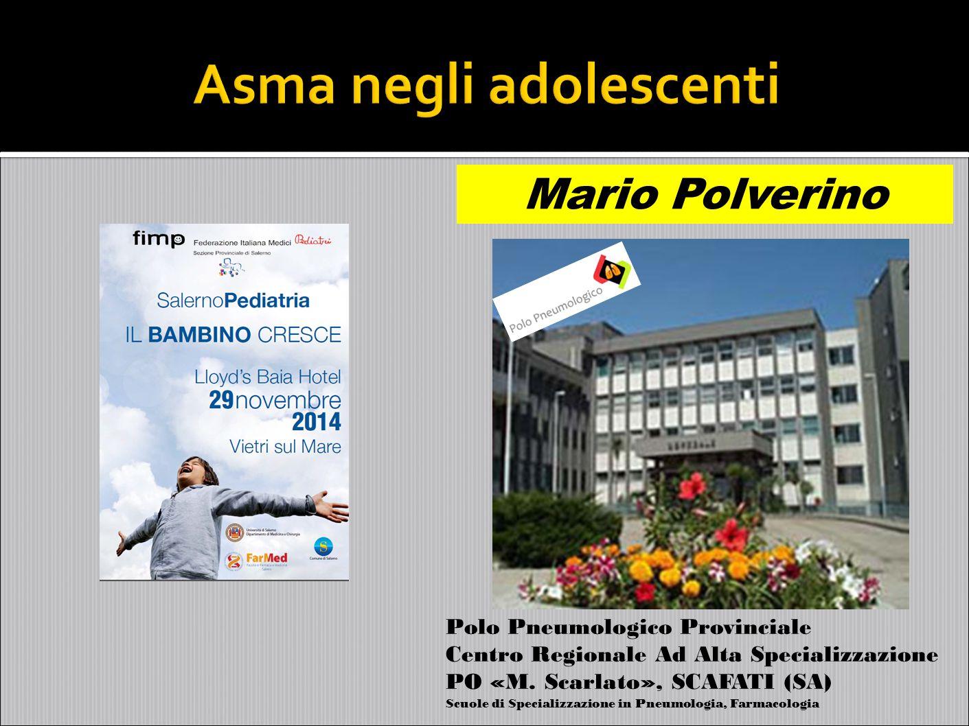 Asma negli adolescenti