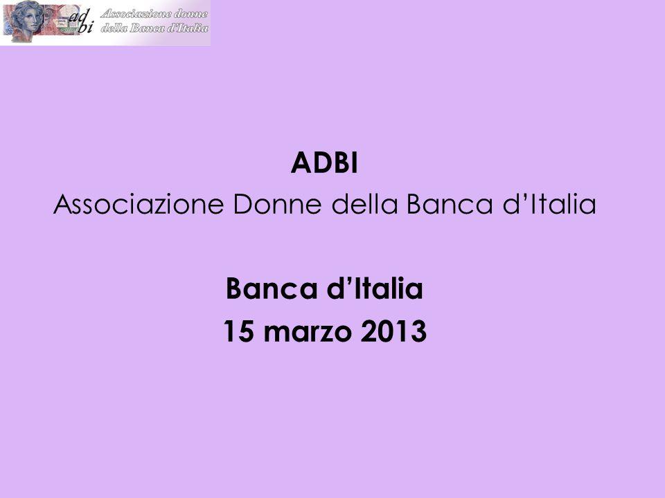 Associazione Donne della Banca d'Italia