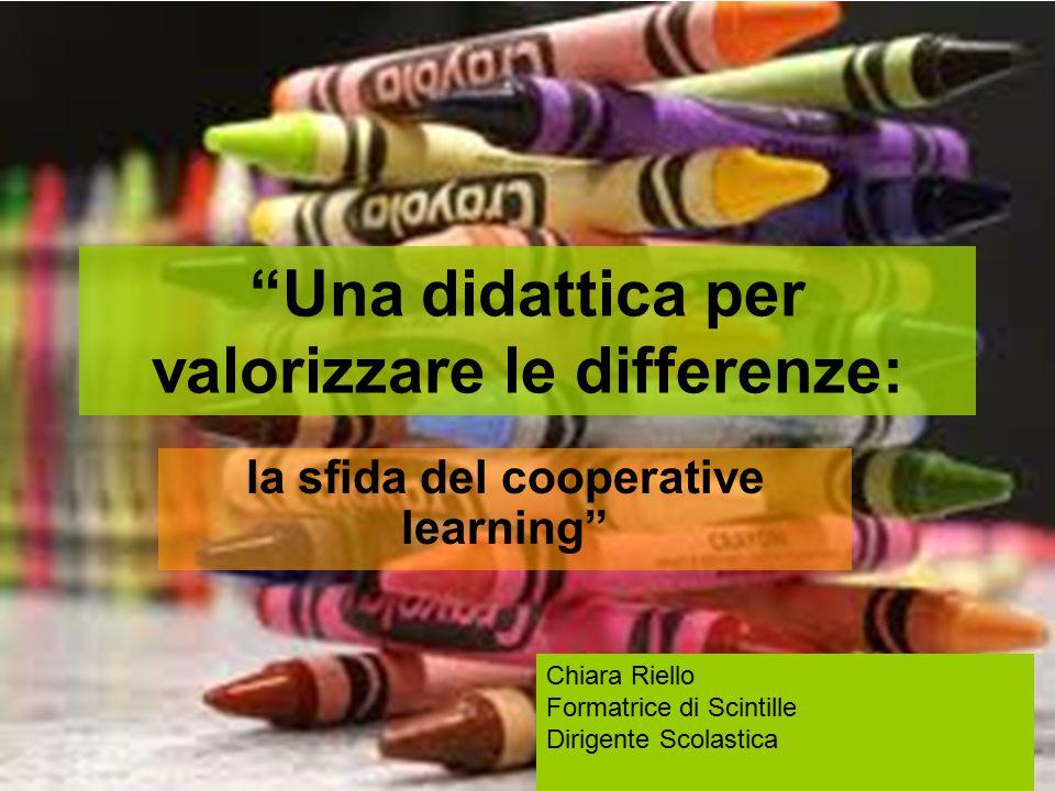 Una didattica per valorizzare le differenze: