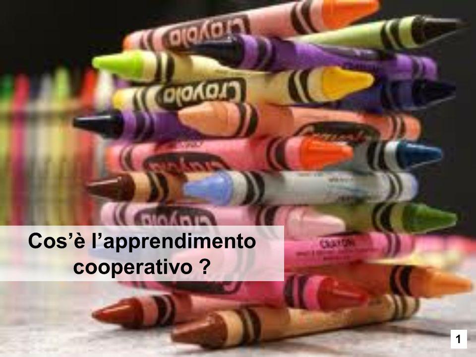 Cos'è l'apprendimento cooperativo