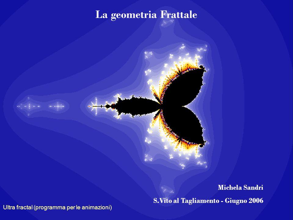 La geometria Frattale Michela Sandri