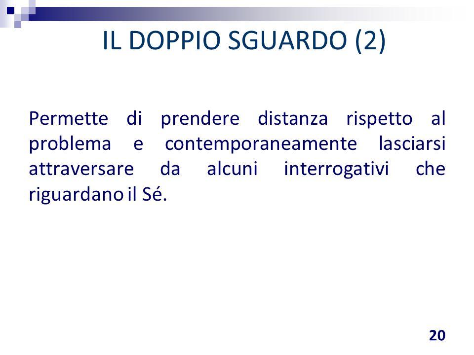 IL DOPPIO SGUARDO (2)