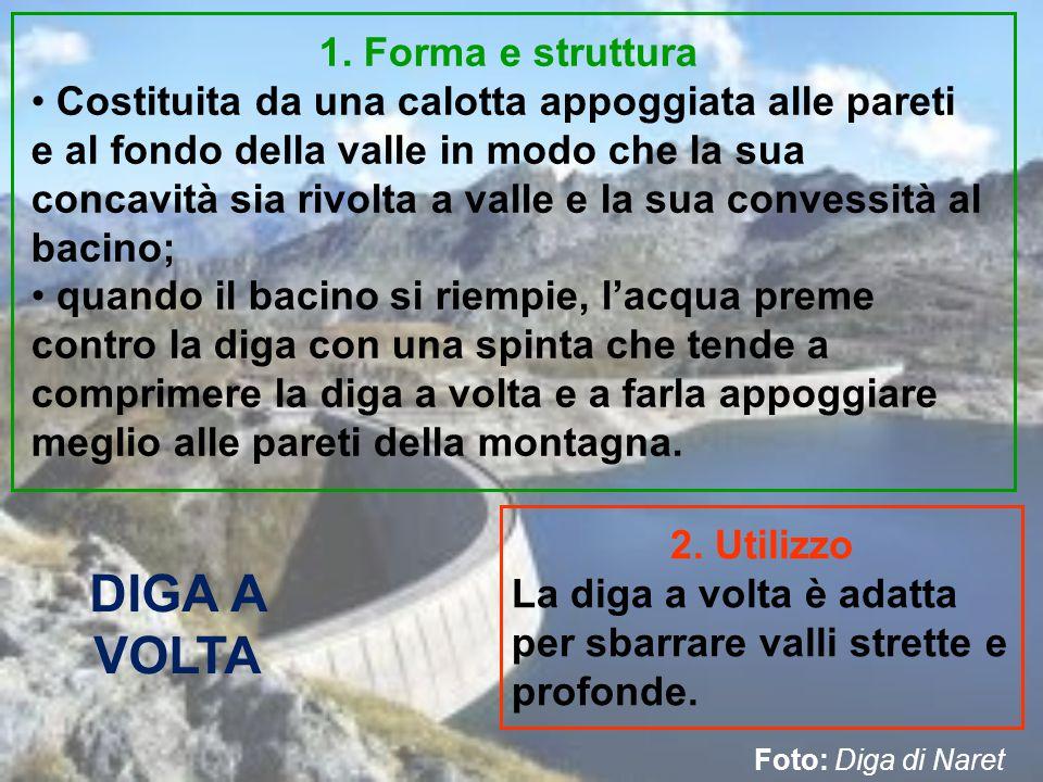 DIGA A VOLTA 1. Forma e struttura
