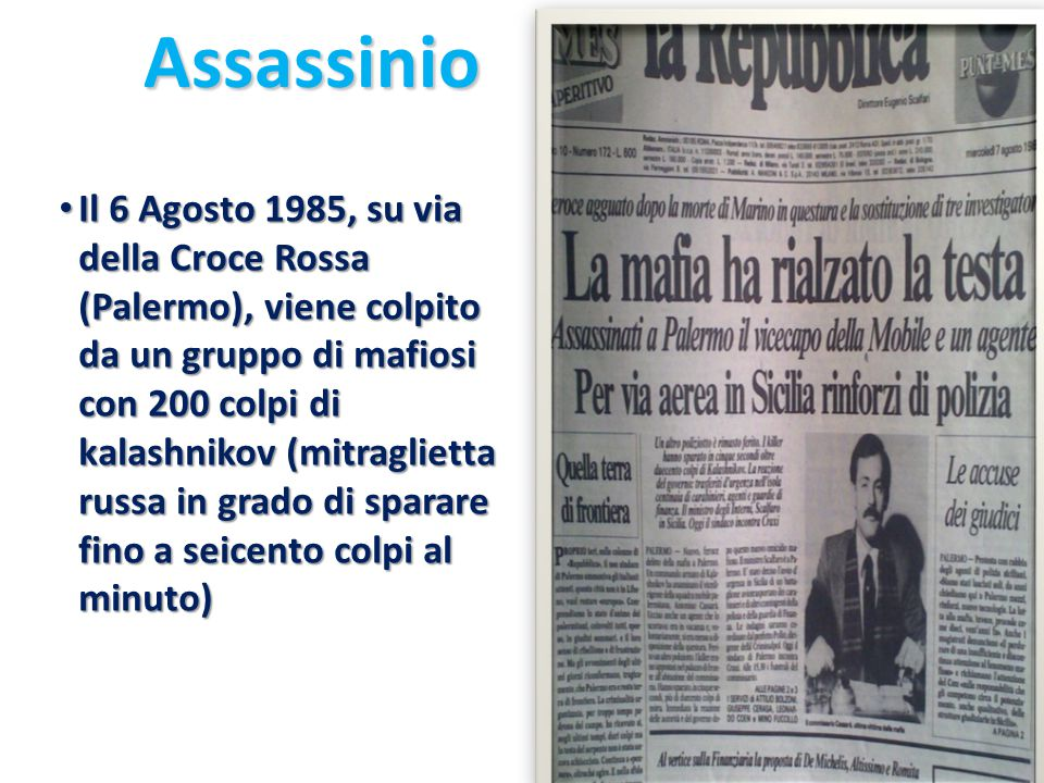 Assassinio
