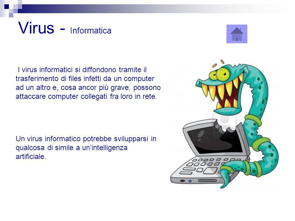 Virus - Informatica
