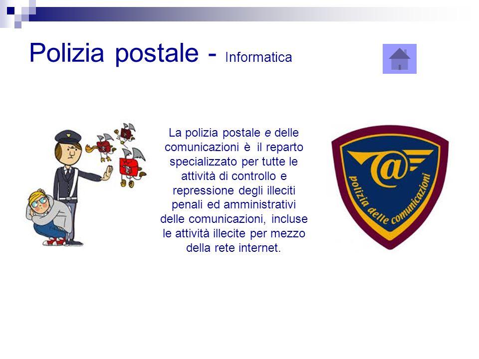 Polizia postale - Informatica