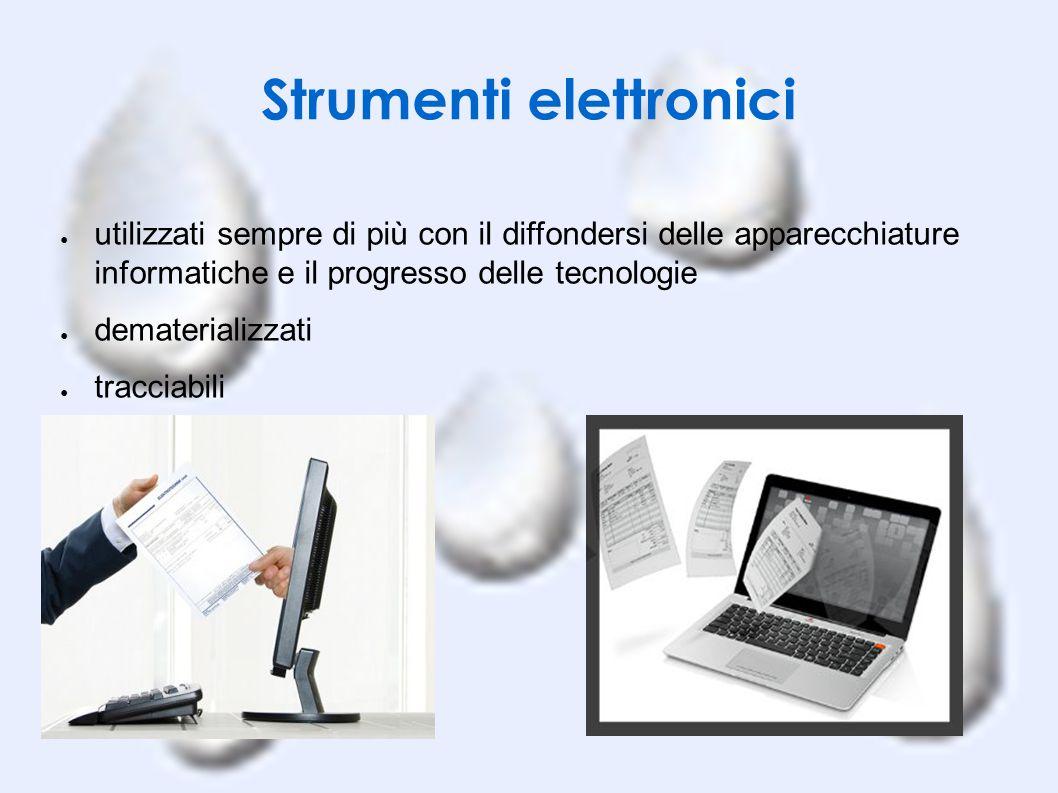 Strumenti elettronici