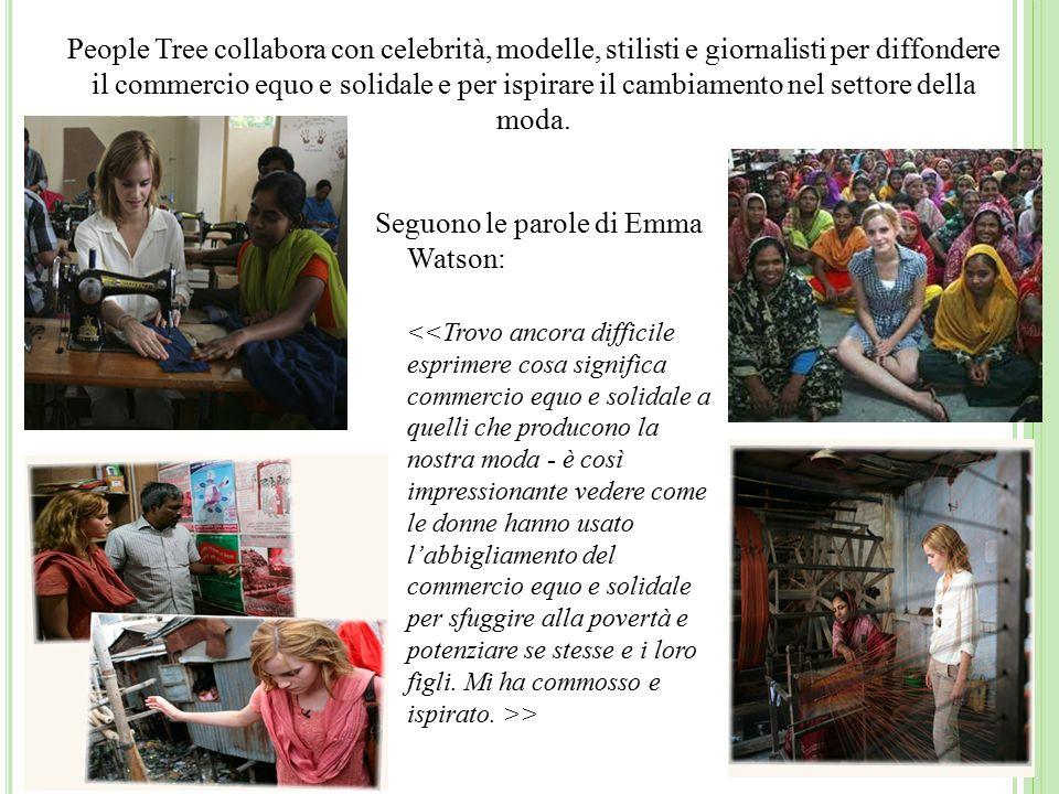 Seguono le parole di Emma Watson: