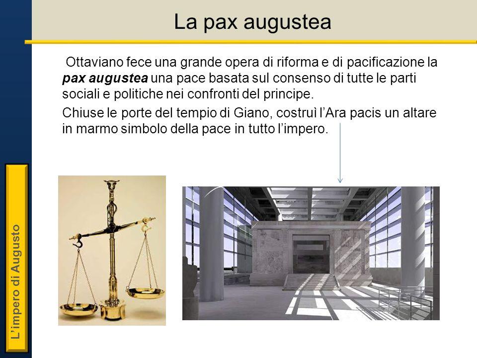 La pax augustea