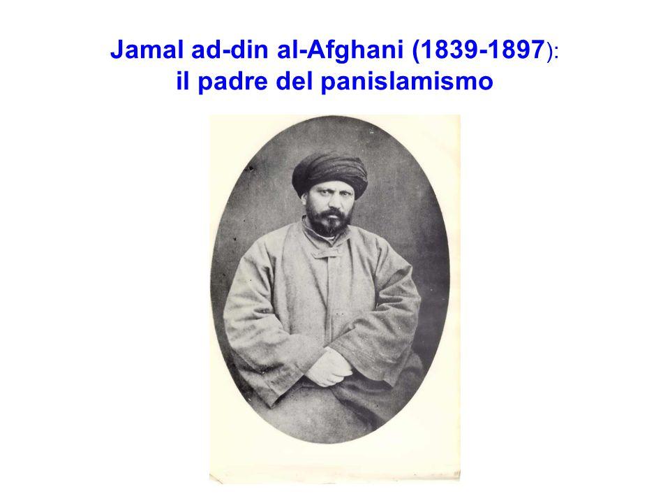 Jamal ad-din al-Afghani (1839-1897): il padre del panislamismo