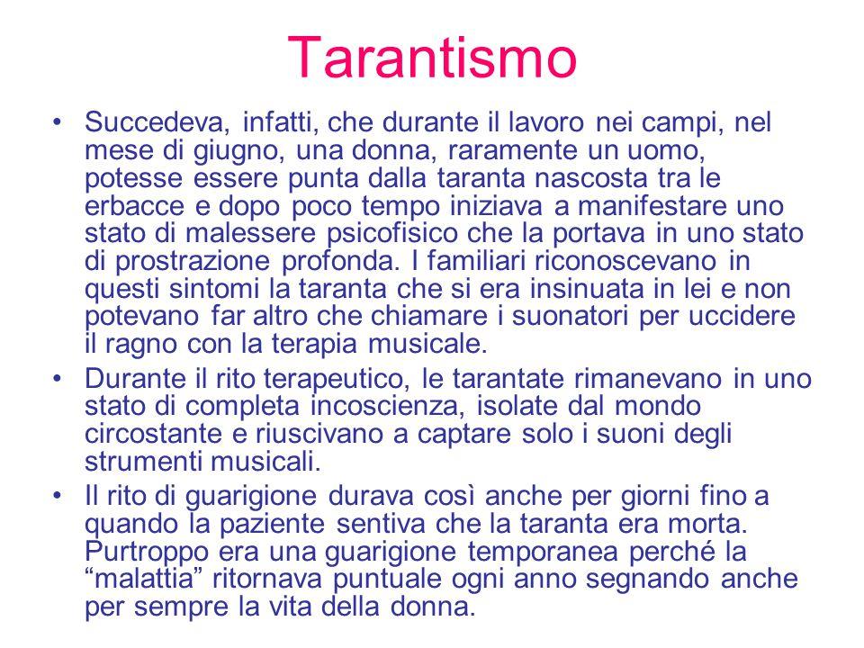 Tarantismo