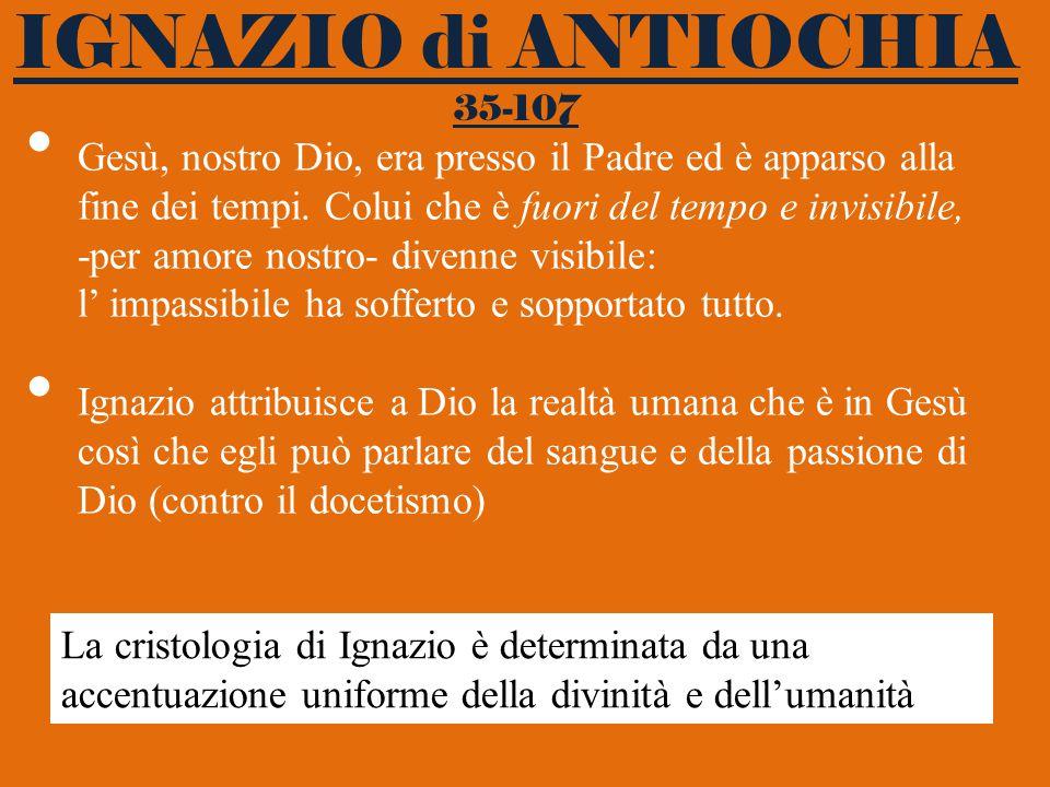 IGNAZIO di ANTIOCHIA 35-107