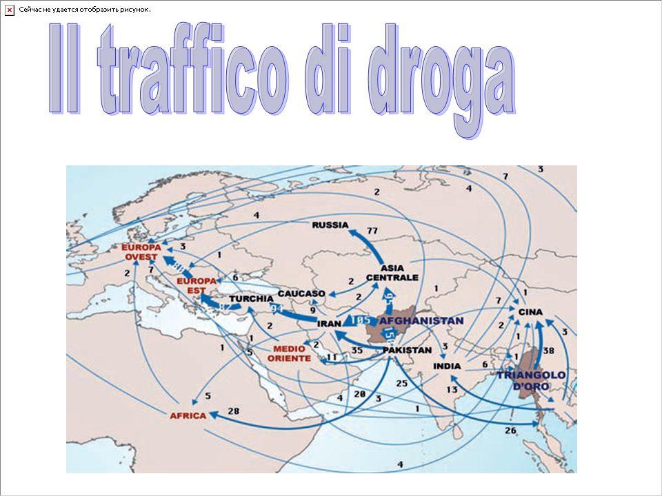 Il traffico di droga