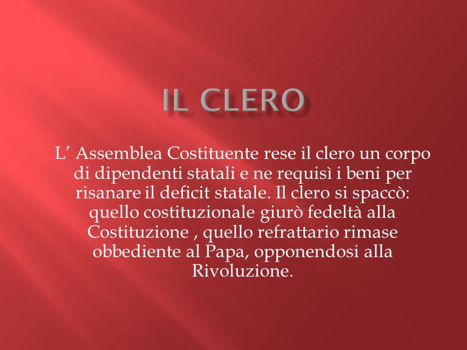Il clero