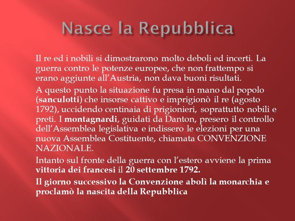 Nasce la Repubblica