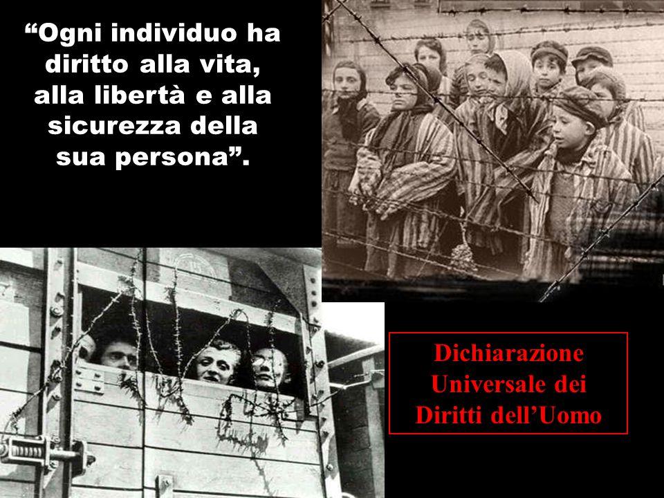 Dichiarazione Universale dei Diritti dell'Uomo