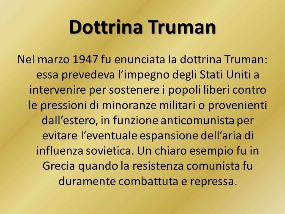 Dottrina Truman